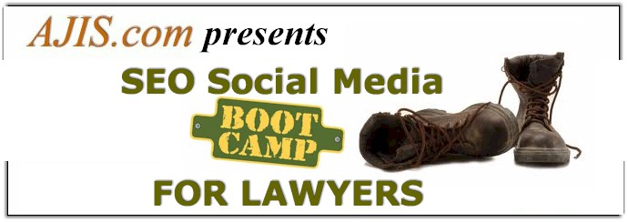 law firm seo social media